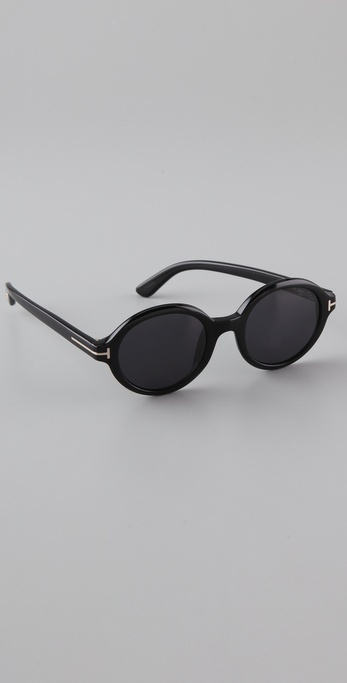 Tom Ford Eyewear Round Sunglasses