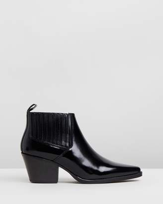 Mng Roma Ankle Boots