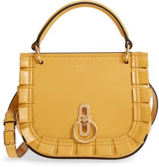 Mulberry Mini Amberley Leather Crossbody Bag