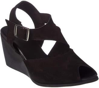 Arche Egwaro Suede Wedge Sandal