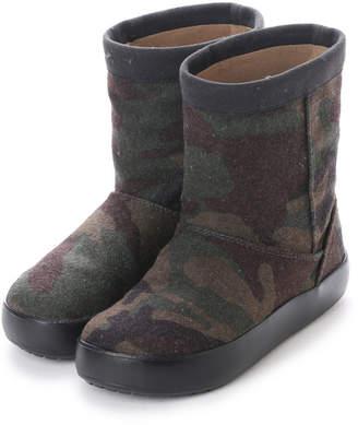 Crocs (クロックス) - クロックス CROCS ジュニア ロングブーツ WINTER lodgepoint novelty boot kids 204661-960 4407