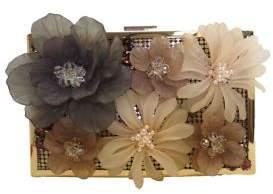Sondra Roberts Floral Convertible Clutch