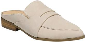 Dr. Scholl's Pointed Toe Loafer Mules - Eden