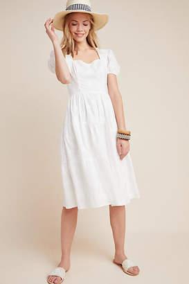 Gal Meets Glam Violetta Midi Dress