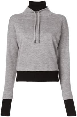 Veronica Beard hooded jumper