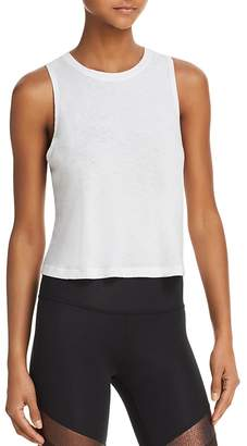 Beyond Yoga Wrap Around Crossover-Back Tank