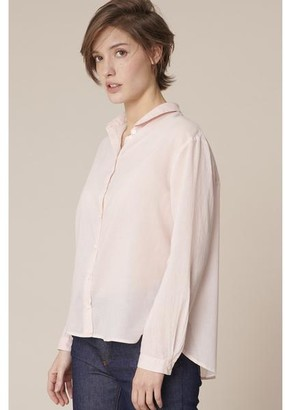 Harris Wilson Pink Cabrie Shirt - 1/uk 8 - Pink