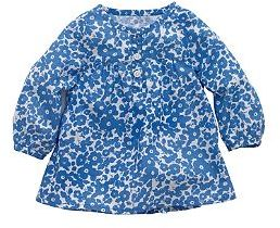 Baby Smock Top