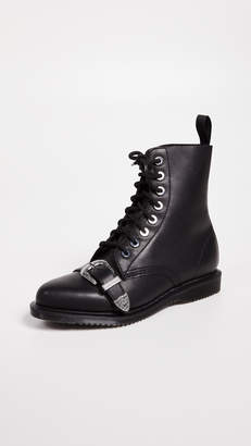 Dr. Martens Ulima 8 Eye Boots