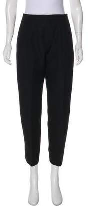 Lutz Huelle Wool High-Rise Pants