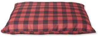 L.L. Bean L.L.Bean Pillow Dog Bed, Plaid