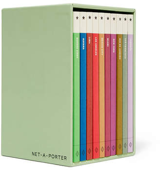 Phaidon Wallpaper* City Guides Gift Box - Green
