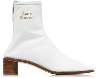 Acne Studios Bertine Leather Sock Boot