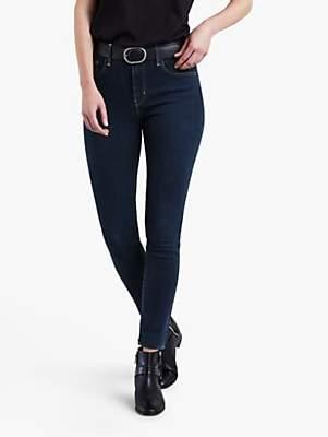 2f40e7307fa Levi's 720 High Rise Super Skinny Jeans, Essential Blue