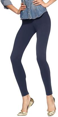Hue Ankle-Length Stretch-Cotton Leggings