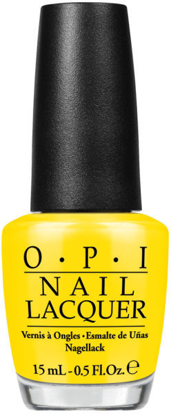 OPI Brazil Nail Lacquer - I Just Can't Cope-Acabana