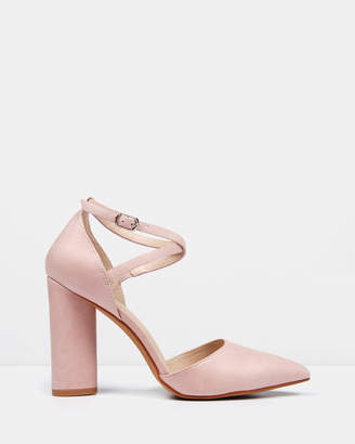 Eastbound Dress High Heels