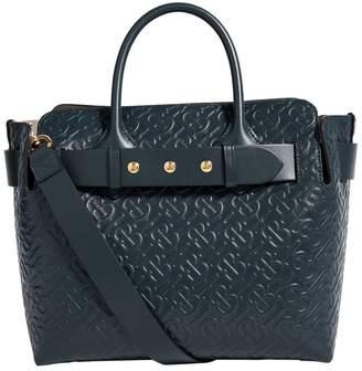 Burberry Small Leather Logo Belt Bag