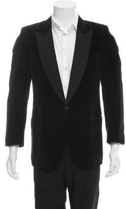 Cerruti Corduroy Tuxedo Jacket