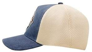 MANGO Patches combined cap