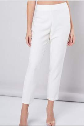 Do & Be White Ankle Pants