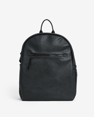 Express Minus The) Leather Backpack