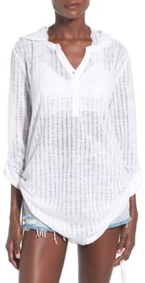 Billabong Lovechild Hooded Cover-Up Top