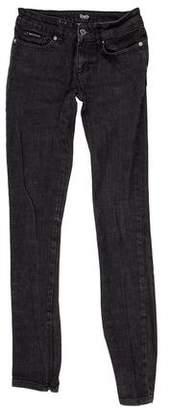 Dolce & Gabbana Mid-Rise Skinny Leg Jeans