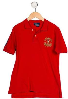 Polo Ralph Lauren Boys' Short Sleeve Polo Shirt