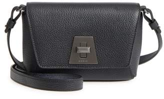 Akris Little Anouk Leather Crossbody Bag