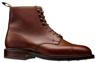 Crockett Jones Crockett & Jones Crockett and Jones Coniston Boot in Tan