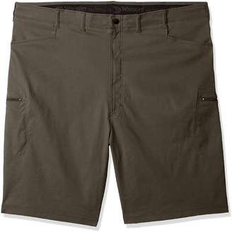 Wrangler Authentics Men's Big and Tall Authentics Outdoor Comfort Flex Cargo Short