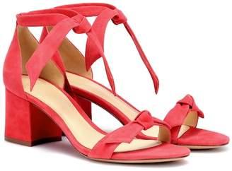Alexandre Birman Clarita suede sandals