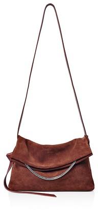 ALLSAINTS Medium Lafayette Shoulder Bag $278 thestylecure.com