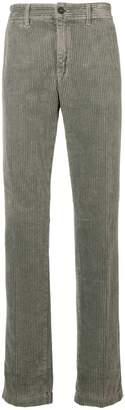 Massimo Alba slim fit trousers