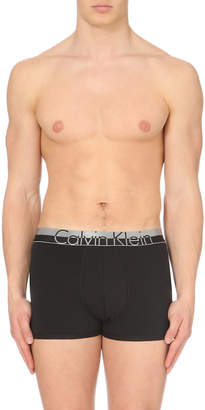 Calvin Klein Magnetic stretch-cotton trunks