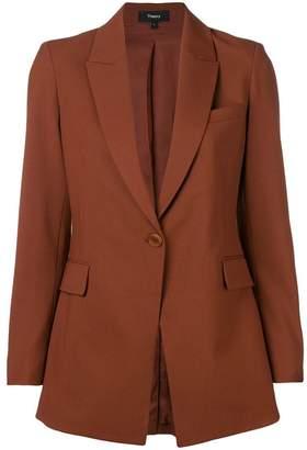 Theory classic tailored blazer