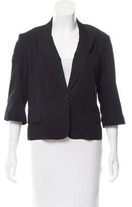 Yigal Azrouel Structured Wool-Blend Blazer