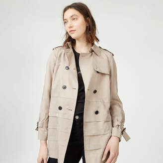 Club Monaco Isabelle Trench