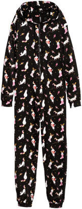 H&M Jersey Jumpsuit - Black