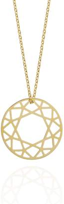 Myia Bonner Medium Gold Brilliant Diamond Necklace