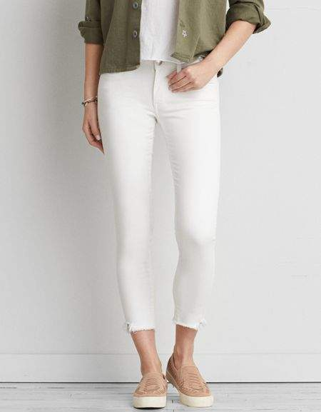 American Eagle Outfitters AE Denim X Jegging Crop