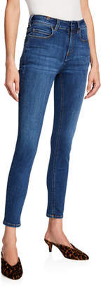 Notify Jeans Bamboo Skinny High-Waist Jeans