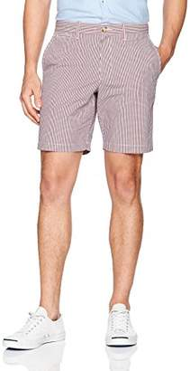 "Original Penguin Men's 8"" Gingham Plaid Short"