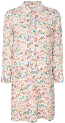 Zadig & Voltaire Rubis Butterfly dress