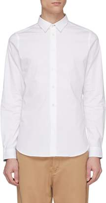 Paul Smith Stripe cuff underlay shirt