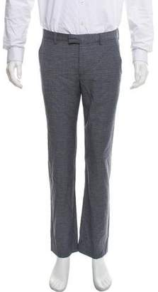 Etro Wool-Blend Casual Pants