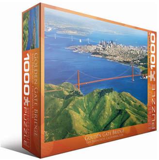 Golden Gate Bridge, San Francisco, California, Usa - 1000 Piece Puzzle
