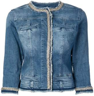 Liu Jo blue denim jacket