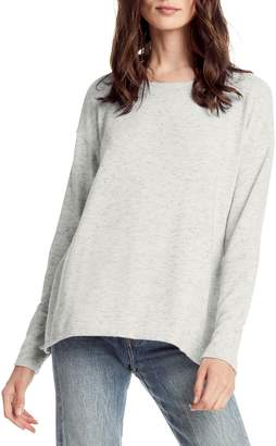 Michael Stars Brushed Jersey Pullover